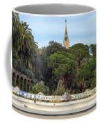 Park Guell Coffee Mug