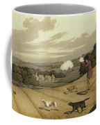 Partridge Shooting Coffee Mug