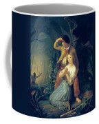 Paul And Virginie Coffee Mug by French School