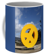 Peace From The Oakland Museum . Oakland California . 7d13411 Coffee Mug