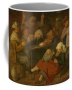 Peasant Party Drink Coffee Mug