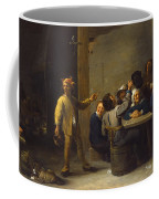 Peasants Celebrating Twelfth Night Coffee Mug