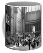 Pennsylvania Station Interior Coffee Mug