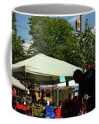 People At Food Event Coffee Mug