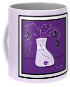 Personality Vase Coffee Mug