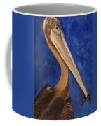 Pete Pelican Coffee Mug