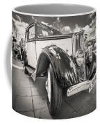 Peugeot 201  Coffee Mug by Gary Gillette
