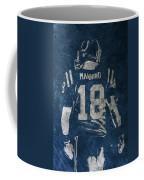 Peyton Manning Colts 2 Coffee Mug