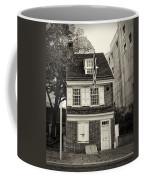 Philadelphia - The Betsy Ross House Coffee Mug