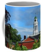 Phillips Exeter Academy Main Building Coffee Mug