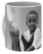 Philly Fountain Kid Coffee Mug