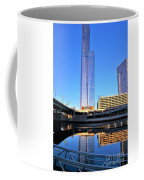 Philly Over The Schuylkill Coffee Mug