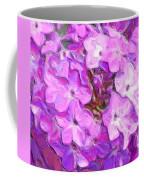 Phlox Fantasy Coffee Mug