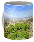 Photographer At Moorish Fortress Coffee Mug