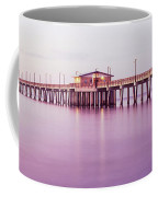 Pier In The Sea, Gulf State Park Pier Coffee Mug
