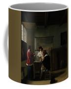 Pieter De Hooch Coffee Mug