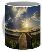 Pine Glades Sunset Coffee Mug