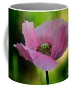Pink Poppy Coffee Mug