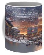 Pittsburgh 4 Coffee Mug by Emmanuel Panagiotakis