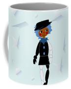 Pittypat Clown Coffee Mug