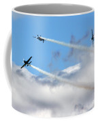 Playing In The Clouds Coffee Mug