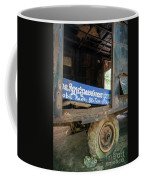 Pol Pot Mobile Khmer Rouge Radio Station Anlong Veng Cambodia Coffee Mug
