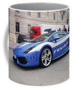 Police Coffee Mug