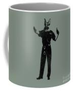 Police Dog Coffee Mug by Pixel  Chimp
