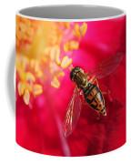 Pollen Feast Coffee Mug