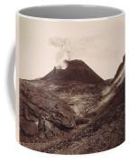 Pompeii, Mt Vesuvius Coffee Mug