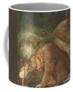 Poor Little Bear Coffee Mug