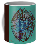 Pop Art - New Tropical Fish Poster Coffee Mug