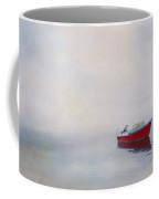 Pop Of Red Coffee Mug