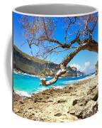 Porte D Enfer, Guadeloupe Coffee Mug