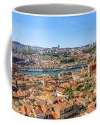 Porto Skyline Portugal Coffee Mug
