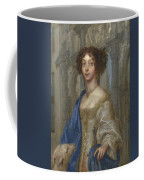 Portrait Of A Woman As Saint Agnes Coffee Mug