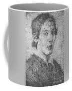 Portrait Of A Young Man Coffee Mug