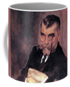 Portrait Of Aa Stahovich 1911 Valentin Serov Coffee Mug