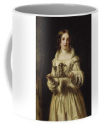 Portrait Of Anne Page Coffee Mug
