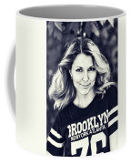 Portrait Of Athlete Coffee Mug