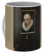 Portrait Of Cornelis Van Der Geest Coffee Mug