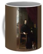 Portrait Of Don Justino De Neve Coffee Mug