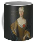 Portrait Of Eva Friederike Charlotte Coffee Mug