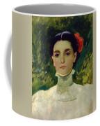 Portrait Of Maggie Wilson Coffee Mug