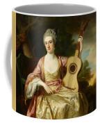 Portrait Of Maria Walpole Coffee Mug