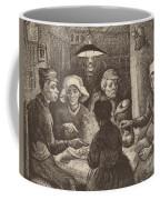 Potato Eaters, 1885 Coffee Mug