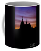Prague Castle Coffee Mug by Michal Boubin
