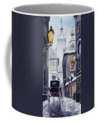 Prague Old Street 02 Coffee Mug