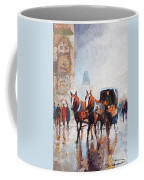 Prague Old Town Square Coffee Mug
