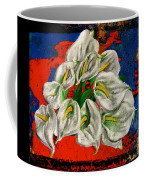 Preacher In The Pulpit  Coffee Mug